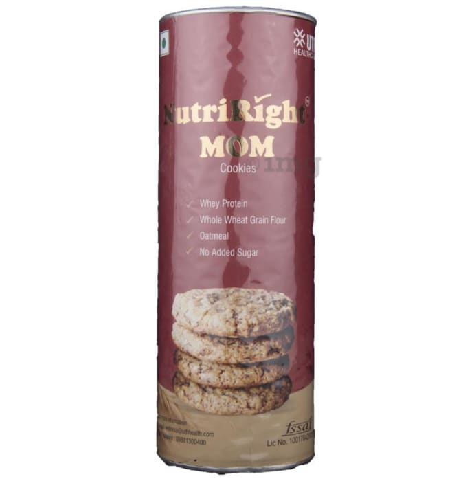 NutriRight Mom Cookies