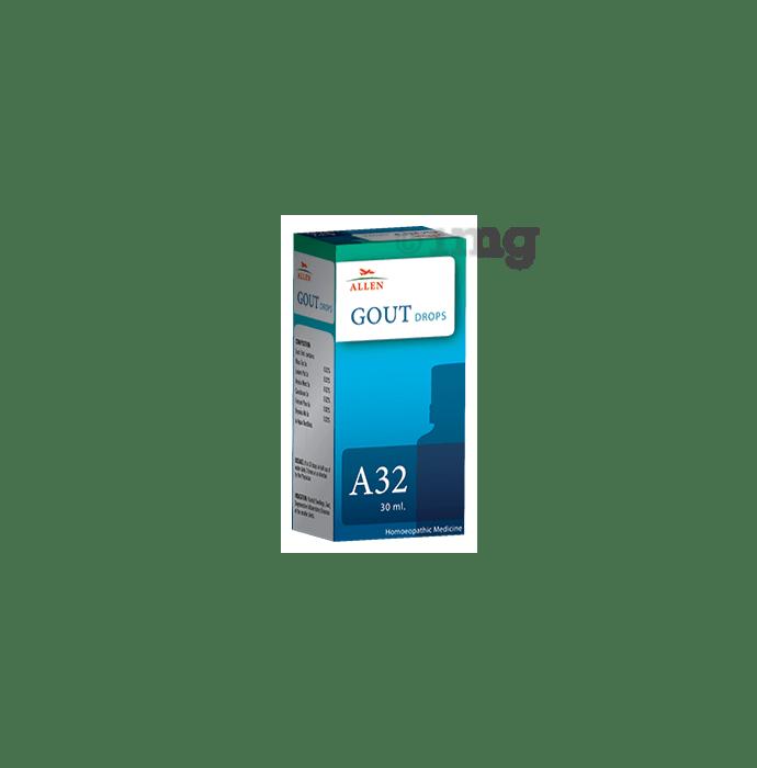 Allen A32 Gout Drop