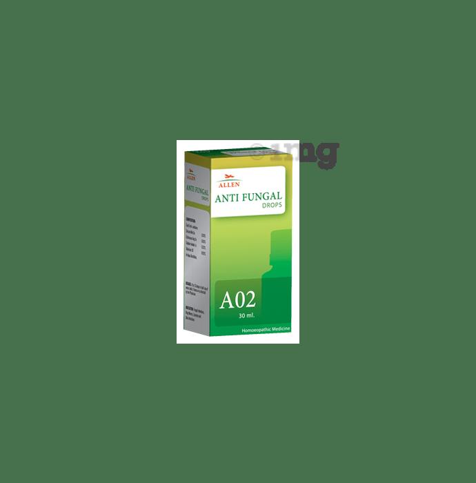 Allen A02 Anti Fungal Drop