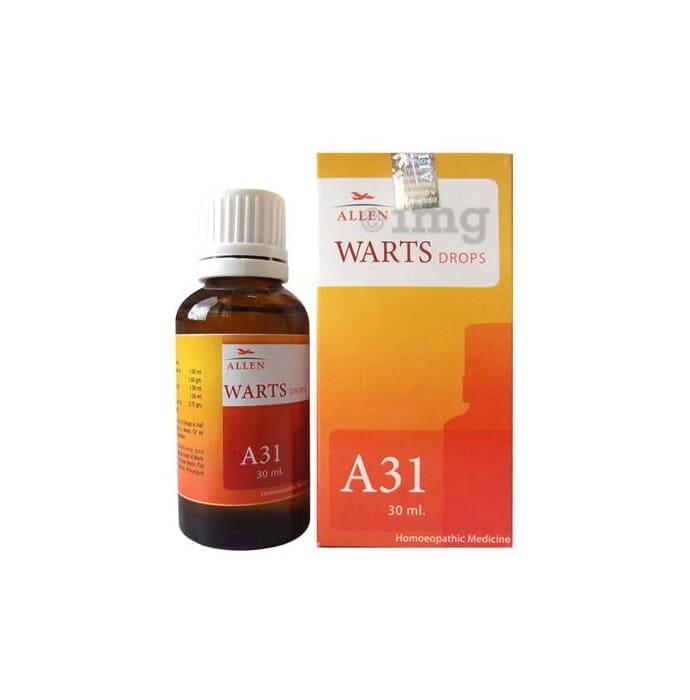 Allen A31 Warts Drop