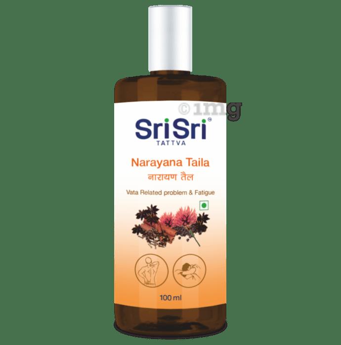 Sri Sri Tattva Narayana  Taila