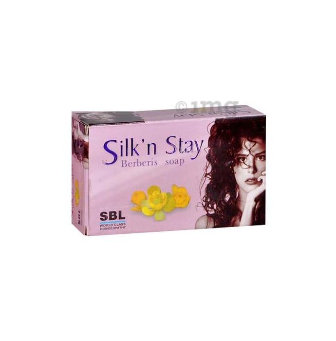 SBL Silk N Stay Berberis Soap