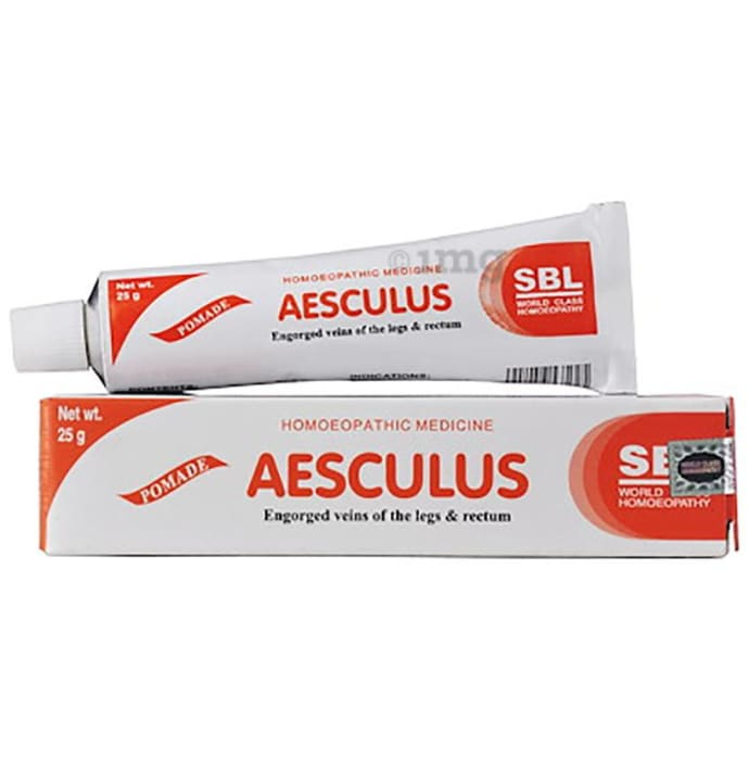SBL Aesculus Ointment
