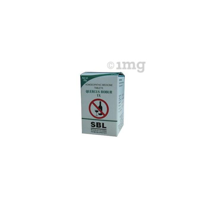 SBL Quercus Rober Trituration Tablet 1X
