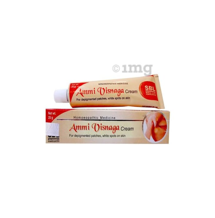 SBL Ammi Visnaga Cream