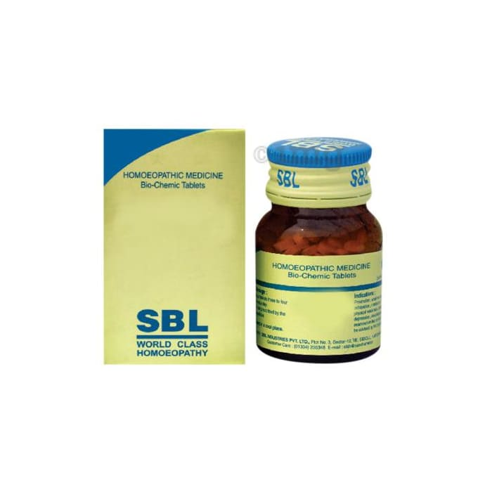 SBL Kali Sulphurica Biochemic Tablet 3X