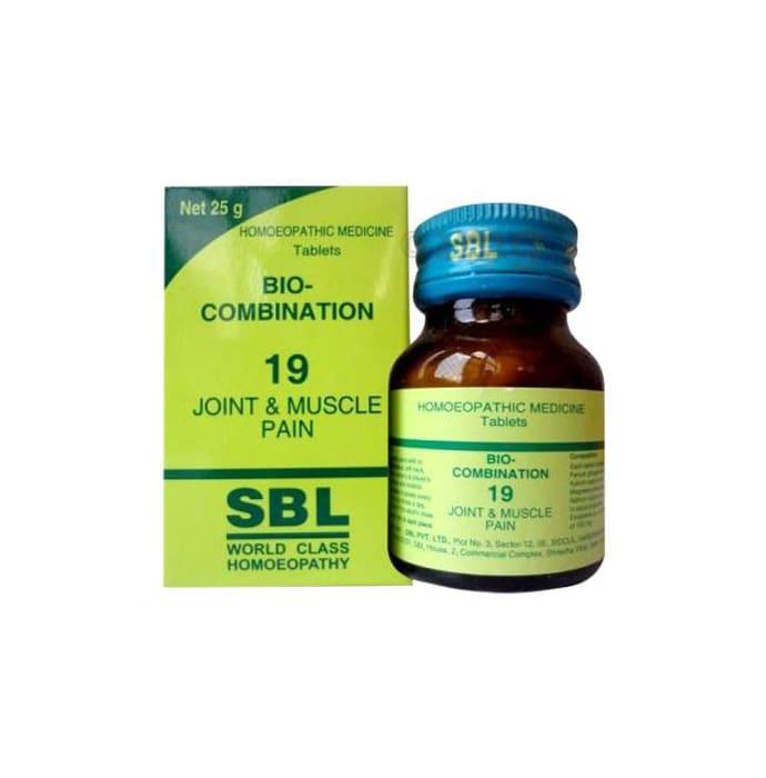 SBL Bio-Combination 19 Tablet
