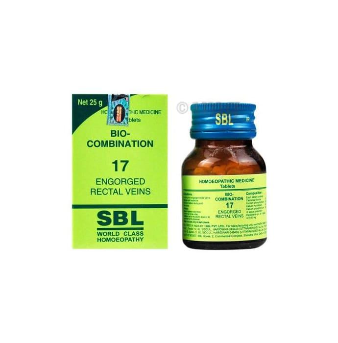 SBL Bio-Combination 17 Tablet
