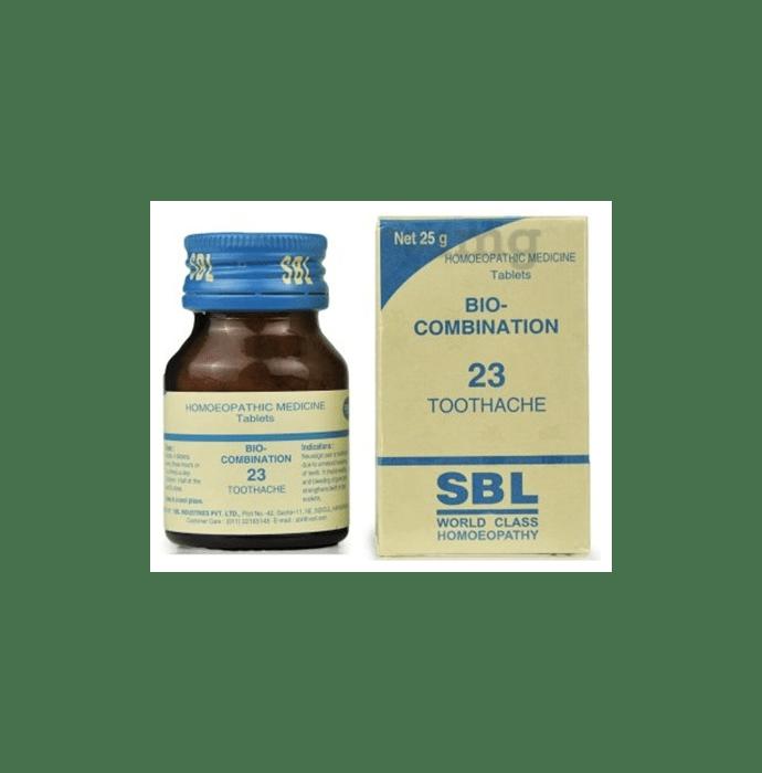 SBL Bio-Combination 23 Tablet