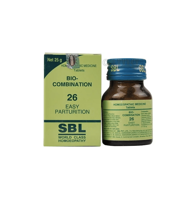 SBL Bio-Combination 26 Tablet