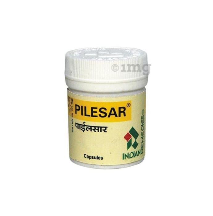 Indian Remedies Pilesar Capsule