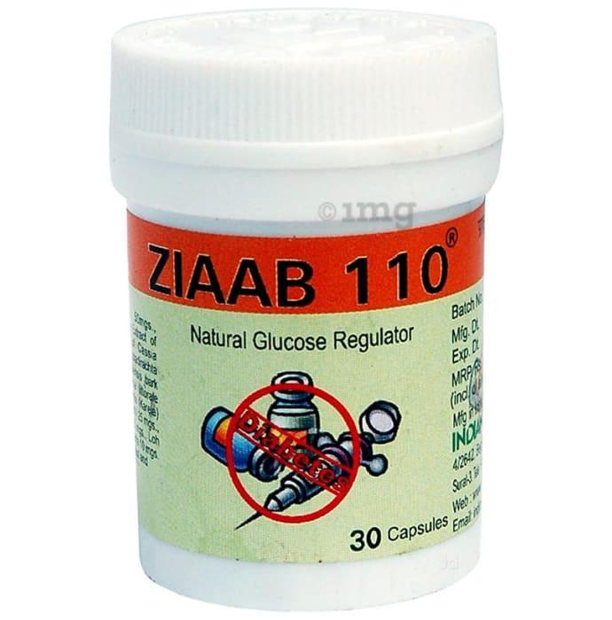 Indian Remedies Ziaab 110 Capsule