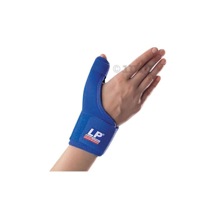 LP #763 Neoprene Wrist/Thumb Splint Support Medium