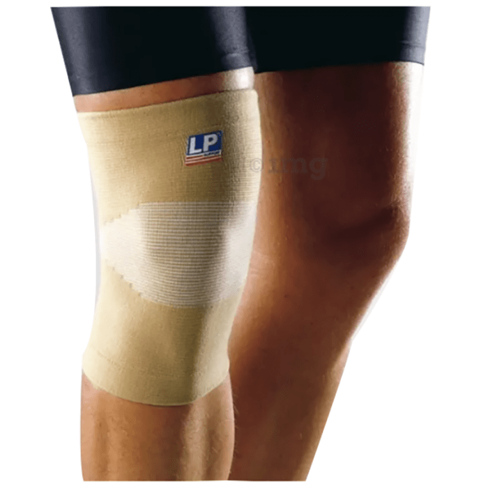 LP 941 Knee Support Elastic Single Medium