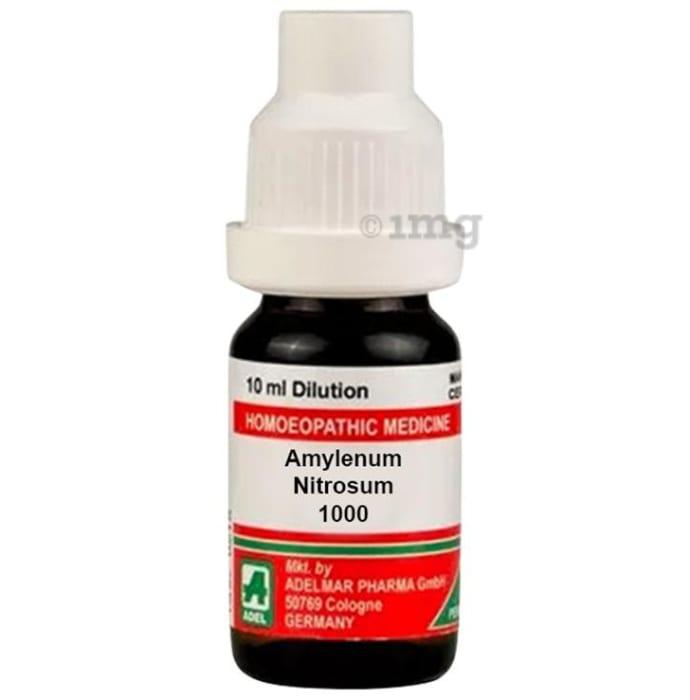 ADEL Amylenum Nitrosum Dilution 1000 CH
