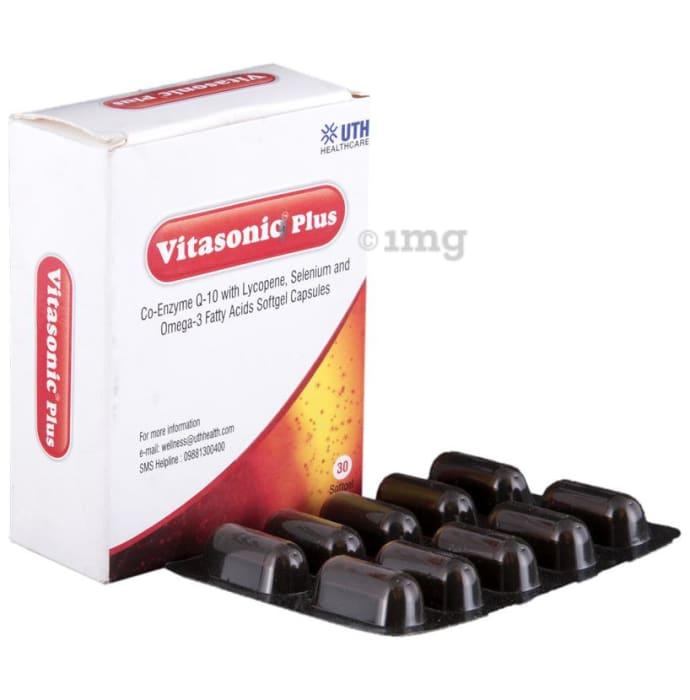 Vitasonic Plus Capsule