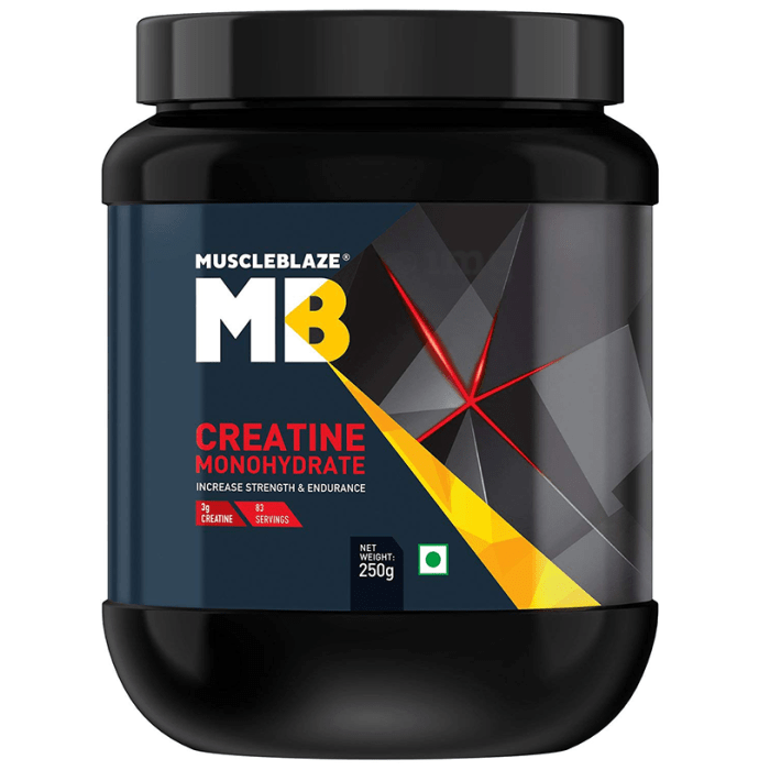 MuscleBlaze MB Creatine Monohydrate