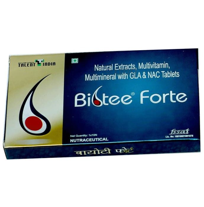 Biotee Forte Tablet