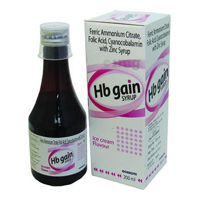 HB Gain Syrup