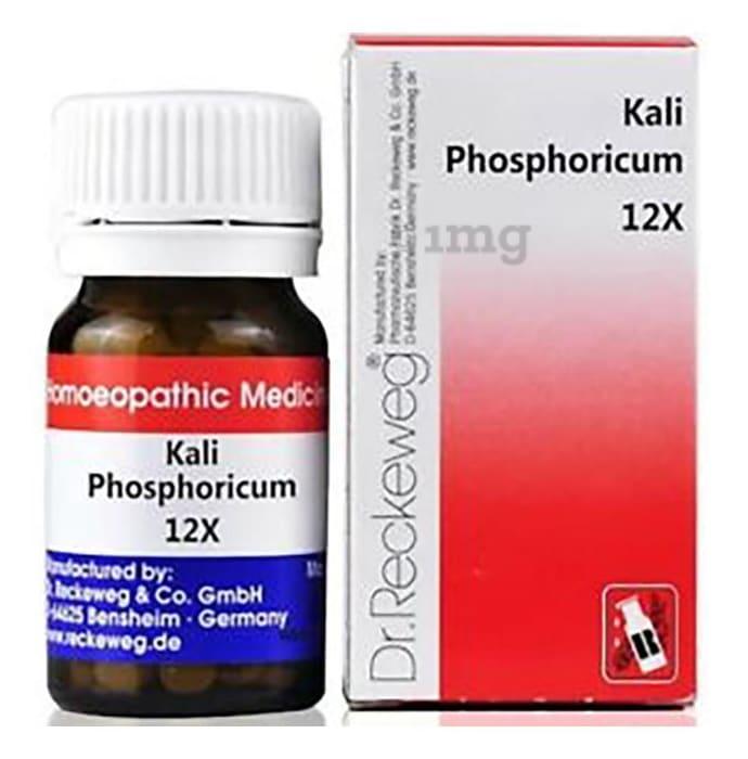 Dr. Reckeweg Kali Phosphoricum Biochemic Tablet 12X