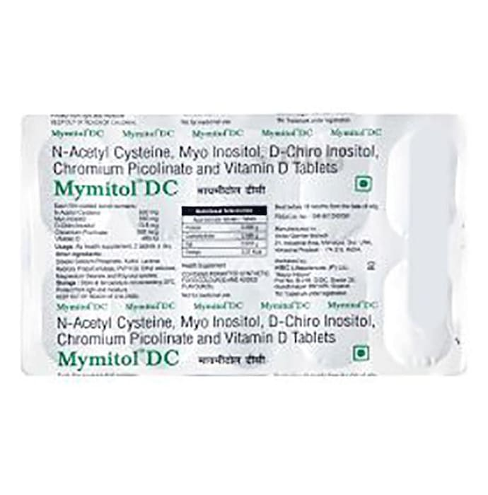 Mymitol DC Tablet