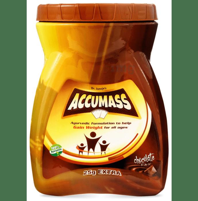 Accumass Weight Gain Chocolate Granules