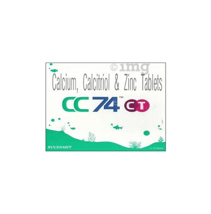 CC 74 CT Tablet
