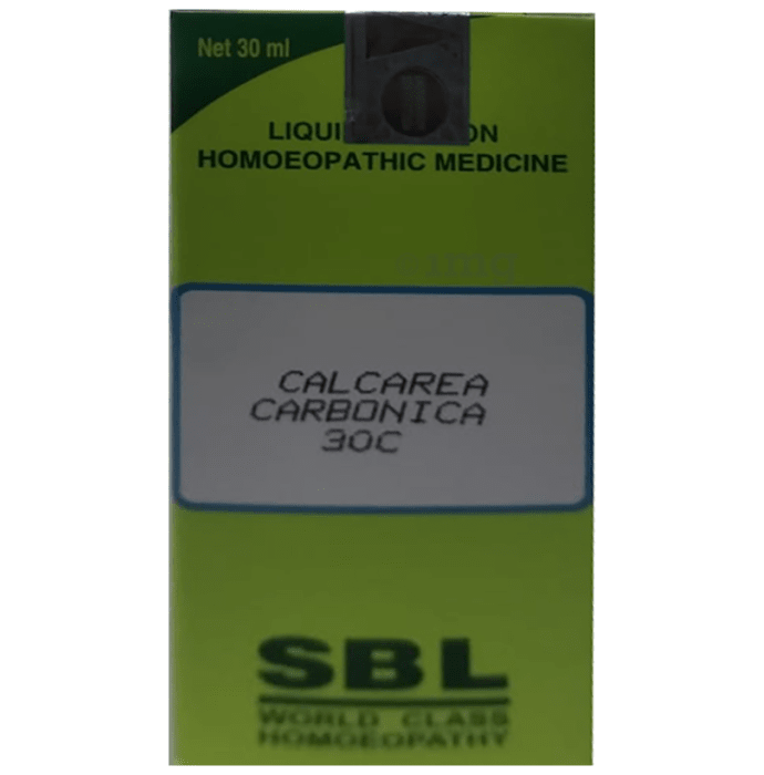 SBL Calcarea Carbonica Dilution 30 CH