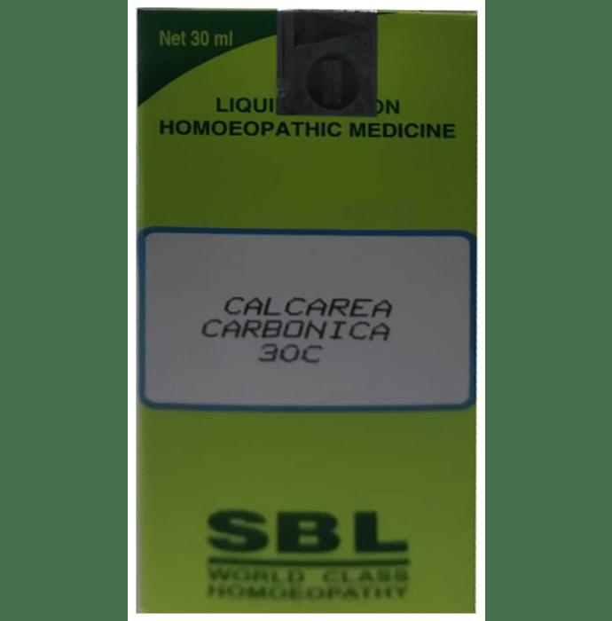 SBL Calcarea Carbonica Dilution 30 CH