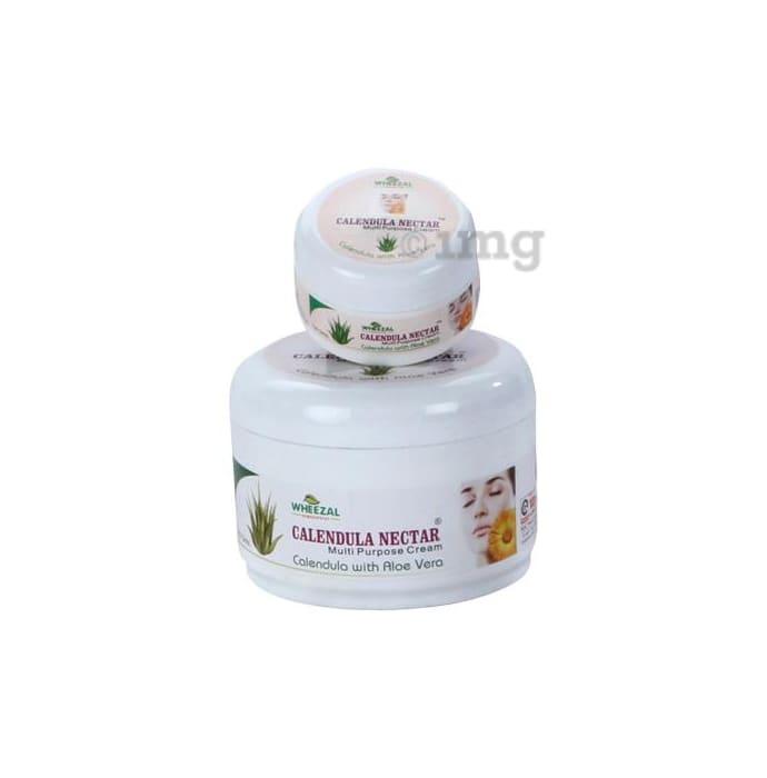 Wheezal Calendula Nectar Multi Purpose Cream