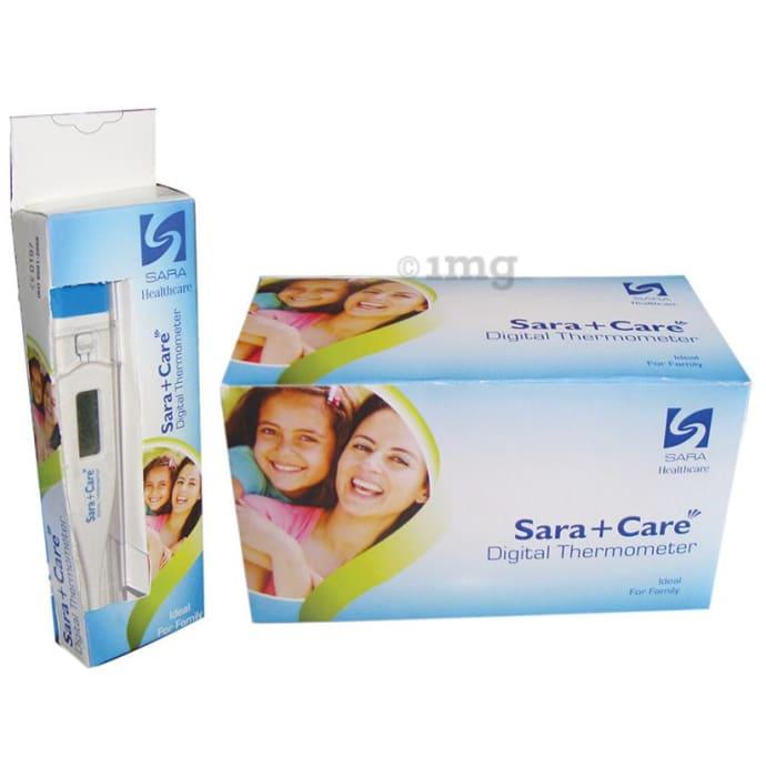 Sara+Care Digital Thermometer