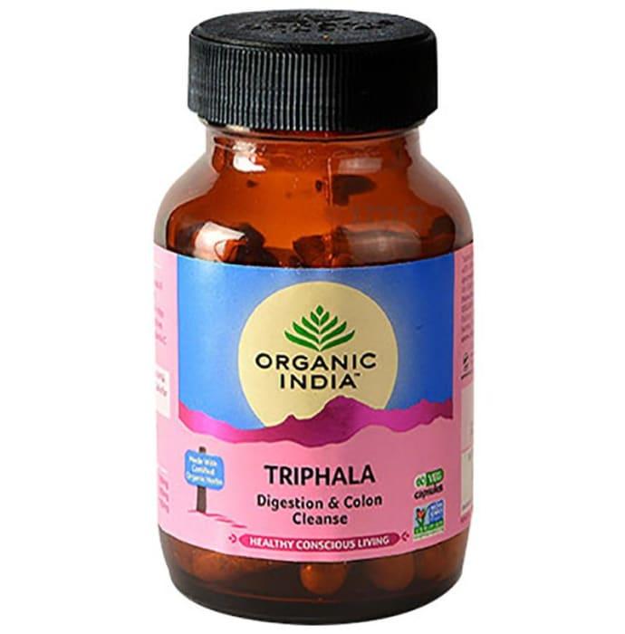 Organic India Triphala Veg Capsule
