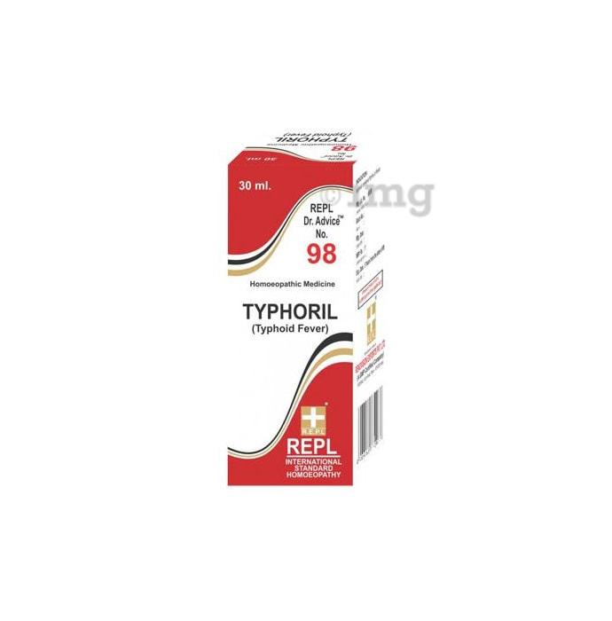 REPL Dr. Advice No.98 Typhoril Drop