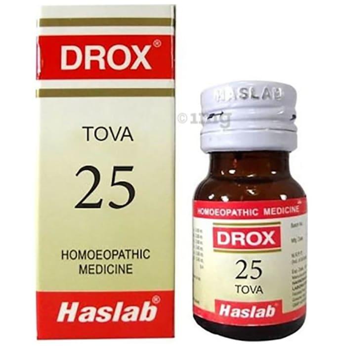 Haslab Drox 25 Tova Drop