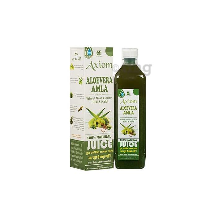 Axiom Aloevera Amla Juice