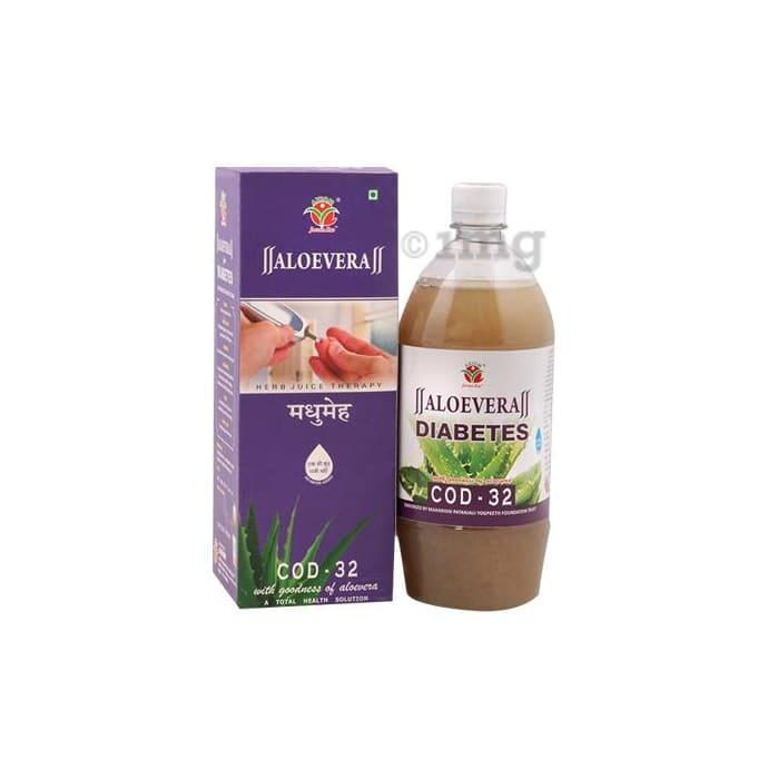 Axiom Aloevera Diabetes Cod-32 Juice