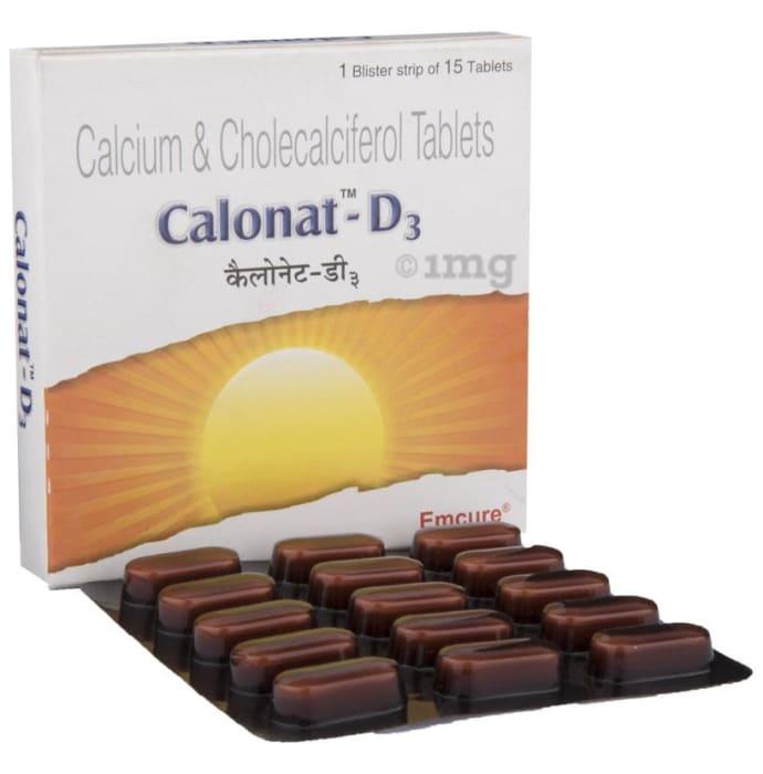 Calonat-D3 Tablet