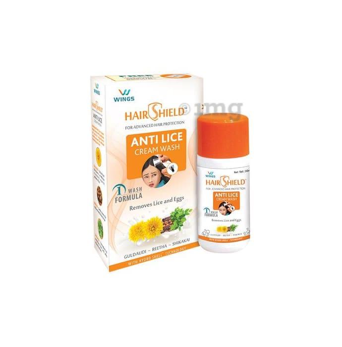 Hairshield Anti Lice Cream Wash