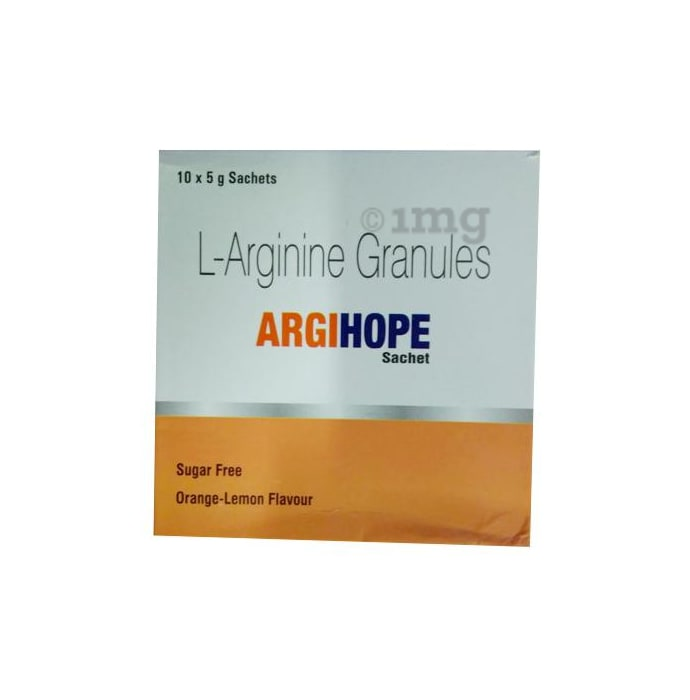 Argihope Granules Sugar Free Orange-Lemon