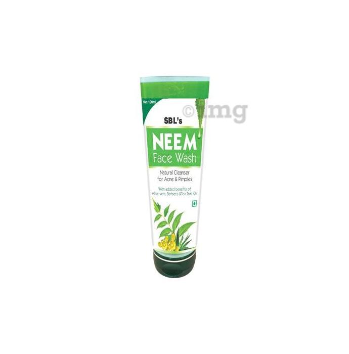 SBL Neem Face Wash