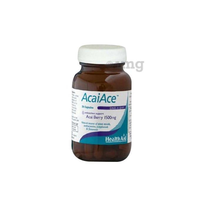 Healthaid Acaiace Capsule