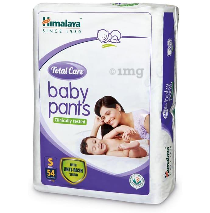 Himalaya Total Care Baby Pants Small