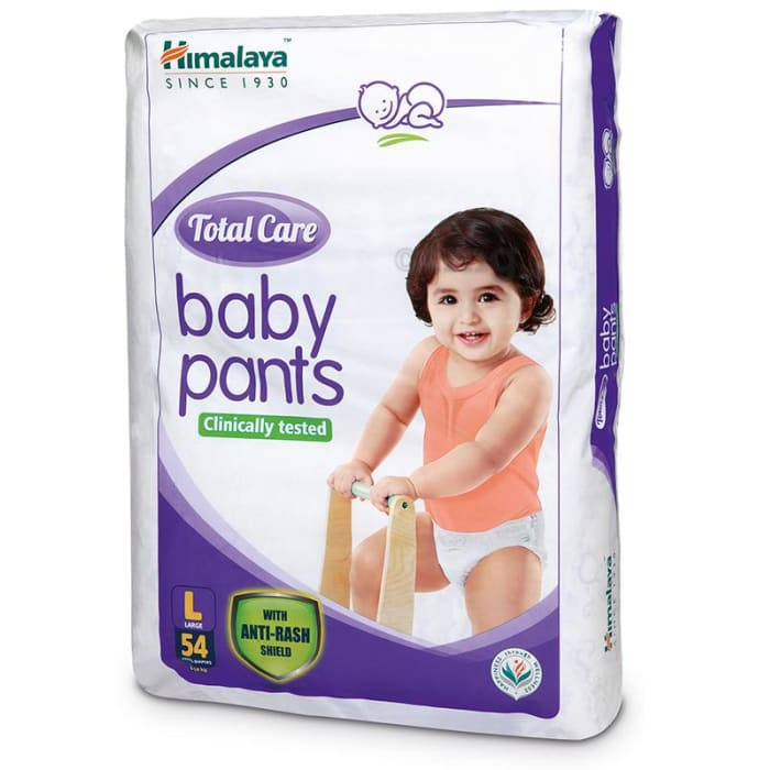 Himalaya Total Care Baby Pants Large