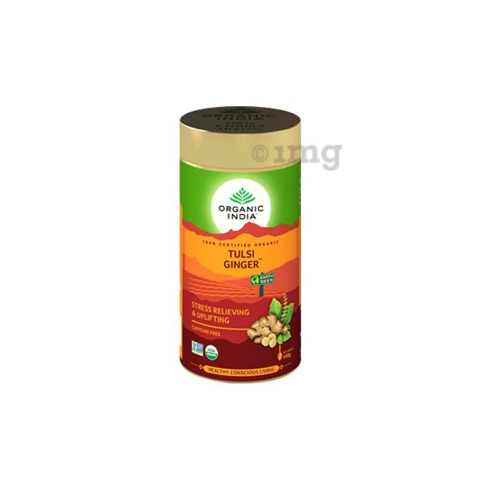 Organic India Tulsi Ginger Tea