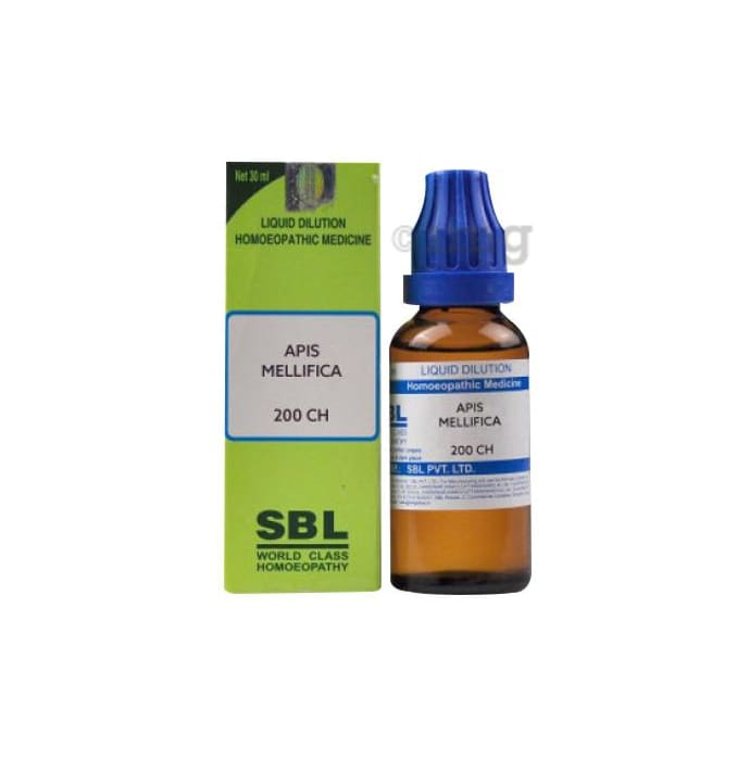 SBL Apis Mellifica Dilution 200 CH