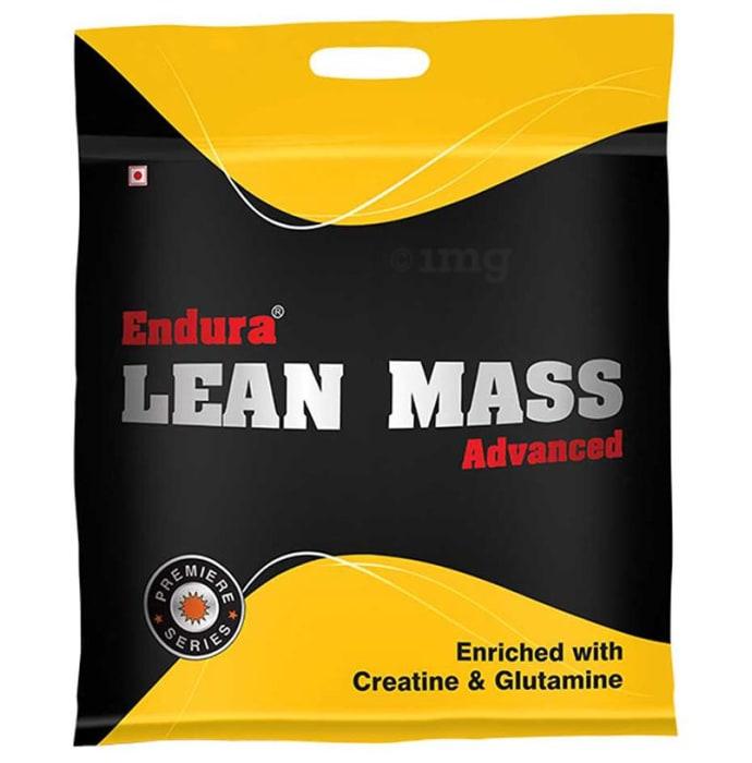 Endura Lean Mass Advanced Banana