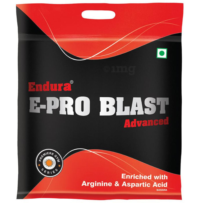 Endura E-Pro Blast Advanced Banana