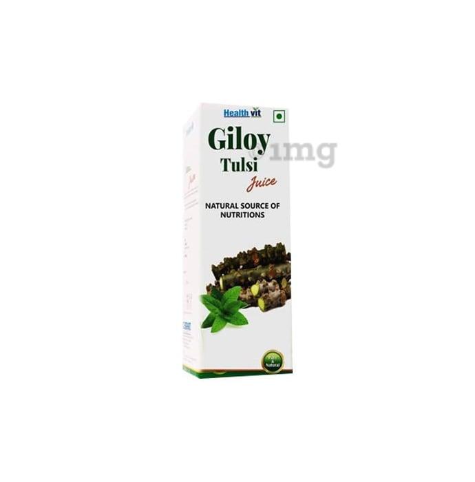 HealthVit Giloy Tulsi Juice