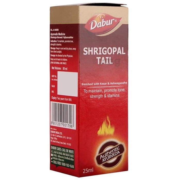 Dabur Shrigopal Tail