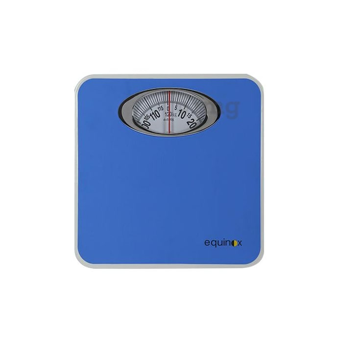 Equinox EQ-BR-9015 Personal Weighing Scale-Mechanical